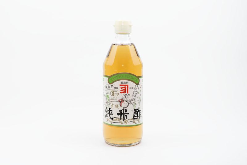 有機純米酢500ml